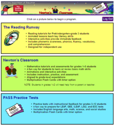 PASS Homepage